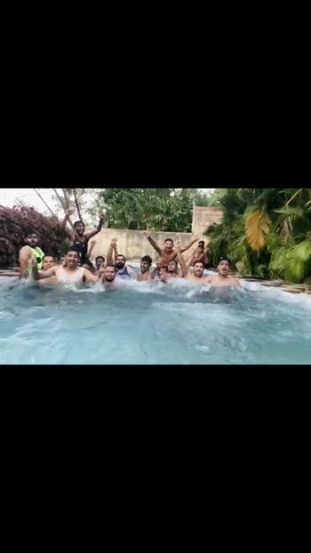 #enjoyement #swimmingpool