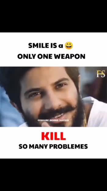 #smile #dulqarsalman