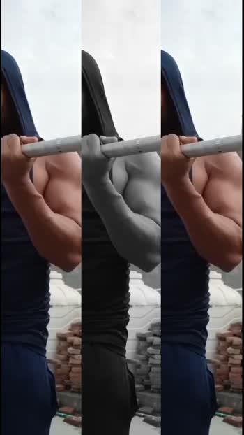 #bicepsworkout #yogainspiration #humfittohindiafit #fitstagram