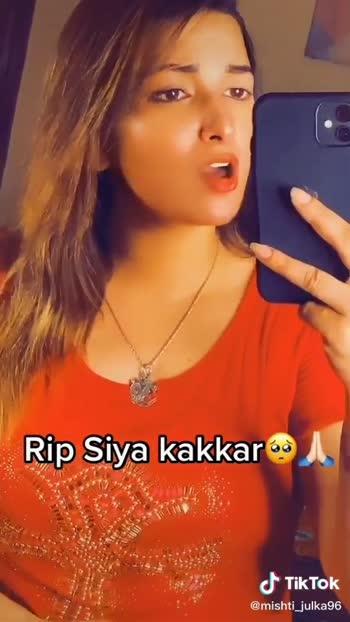 R.I.P Siya Kakkar #Nagpurian #nagpur #roposostar #trending #roposoindia