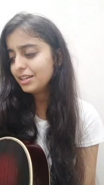 zara zara🌞 #zarazarabehktahai #guitarist #femalesinger