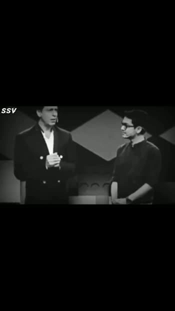#28goldenyearsofSRK #roposo #roposostar #roposostars #shayari #iamsrk