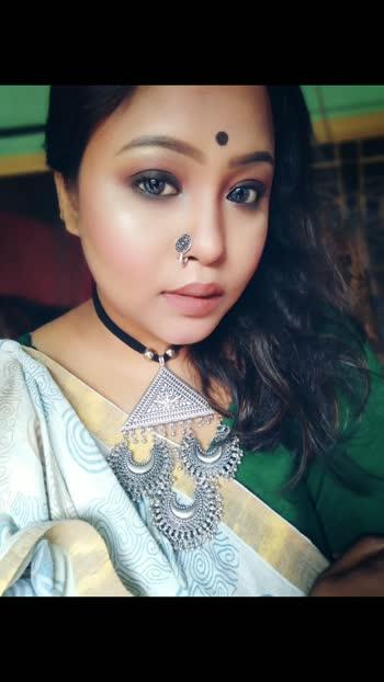 self makeup.. #Smokeyeyes #MUA #Kolkata #tranding_post