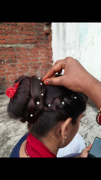@new hairstyle for all ladys 🥰🥰🥰🥰