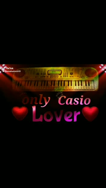 only Casio lover
