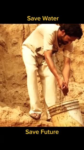 save water save life #savewater-savelife #waterfoam #water-is-life #ciftfilms #jal #pani