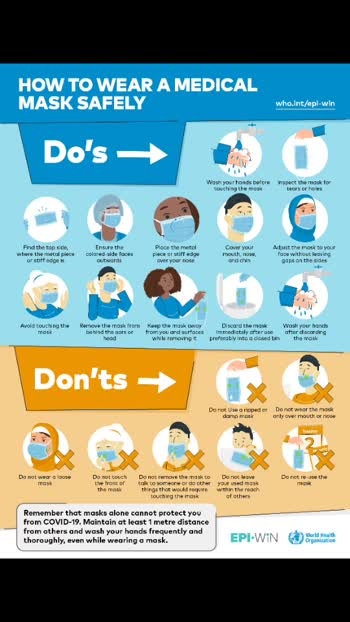 #howto #wear #mask #safely #covid19
