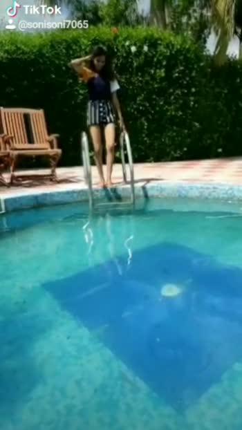 #poolside #poollove #sonisoni💞 #pooltime #msti_time