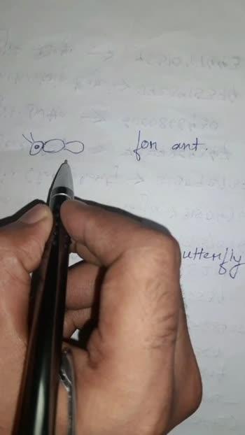 Draw with alphabet #draw
