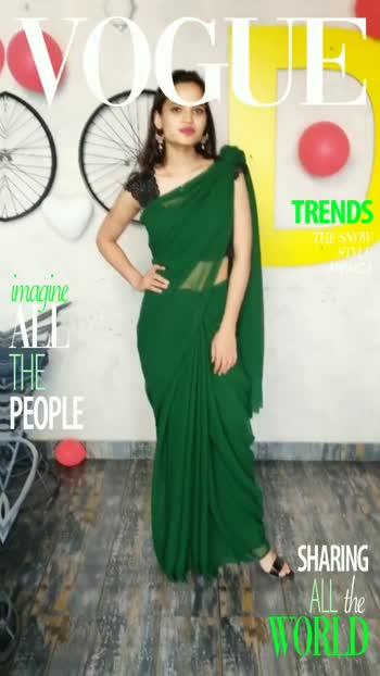 #vogue_fashion #voguemagazine #indiasupports #fashionista