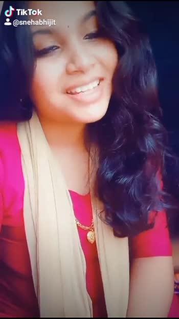 love  you  abhiettaa#satharanakari# love#sneaker #snehabhijith#lovestatus #
