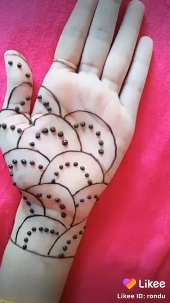 #beautiful mehandi design# Annu