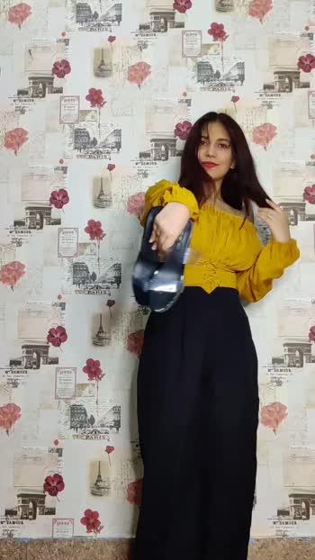 #getreadywithme #fashionlife #statusvideo  #yellowlove #heels #fashionblogger #stylevideo