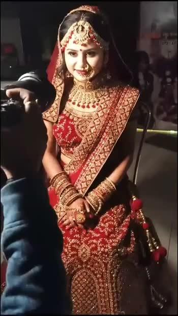 bride#wedding #dulhanfashion