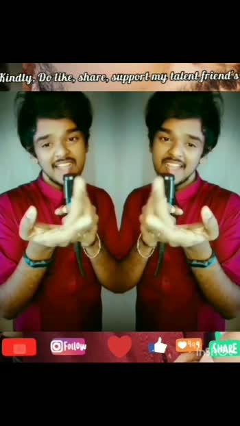 To My Love  ❤️  Ayayayoo ஆனந்தமே 💝 -Sung By Urs Ajay😍.  Click the Link in bio to watch full cover.  Kindly, like,  share and subscribe my channel friends.  Support my talent friends. . . . . @immancomposer  #singingstar #risingstar #singersofinstagram #singers #singersofindia #kollywood #kollywoodmusic #tamil #tamilsong #youtuber #beginner #superhit_song #acting #singinglove  #harrisjayaraj  #haribaskar  #jayamravi  #jumpcuts  #vadivelu  #anirudh  #kumki #sivakarthikeyan  #kanaa  #ayayayoanandham #dimman  #tiktoktamil  #tamilstatus  #instagram #india  #talent  #musicstar  #youtuber #youtube #beginners  #beginner #supportme  #acting #smuletamil #18plus  #arrahman  #melody #melodysong  #gvprakash #gvprakash_music #gvprakashkumar