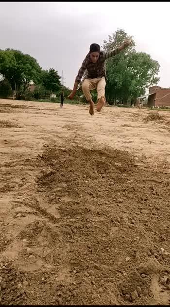 long jump....#Jump #Run