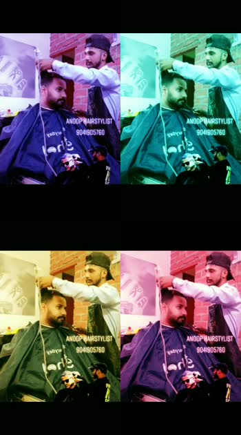 Anoop hairstylist