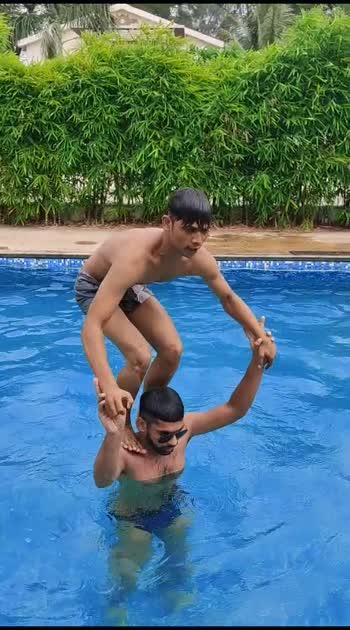 Enjoy#swimmingpool