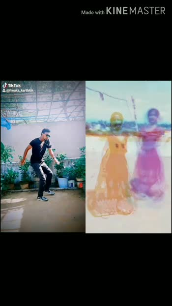 adada nee oru parvai parthal💕 #dancelove #tamilsong #dance #roposofame #freakz_karthick #trending #mix