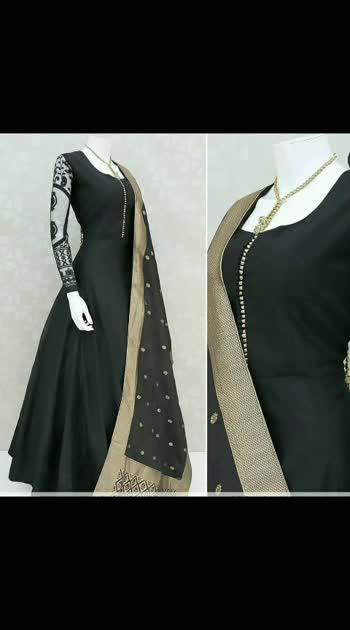 Indowestern look😊 #dress #trend