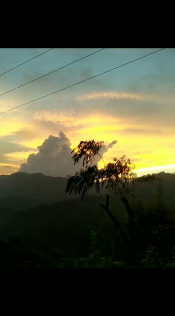 evening view #eveningview #evening