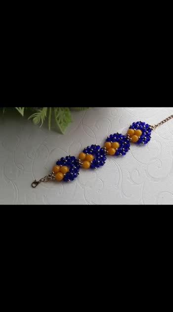 #pearljewelry #bracelet