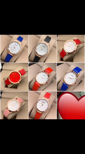 *_FOSSIL_*  Ladies Watches