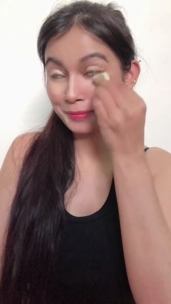 Denim look 🌸 #risingstar #ropostar #denimlook #makeuplook #beauty