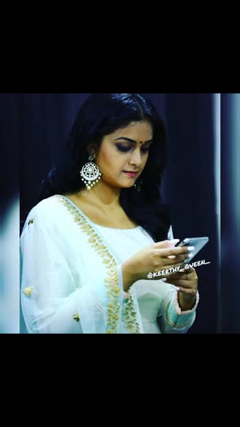#keerthisuresh #fan of keerthisuresh