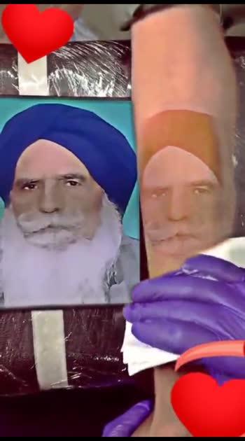 love you bappu #bappu_ji #virel_video #turbanlover #trendingvideo