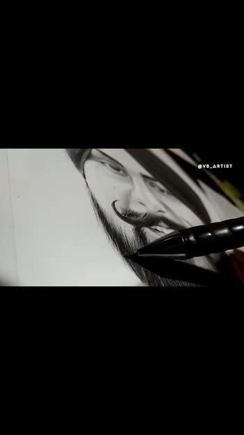 How to draw realistic beard | Short Video 28july2019 . . Beard drawing with Graphite pencil . . . #beard #bearded #beards #beardstyle #barber #beardgang #barbershop #beardlife #vb_artist #vbartist #art #beardsofinstagram #love #barba #beardedmen #hair #haircut #style #instagood #selfie #barberlife #beardlove #fashion #like #picoftheday #beardman #beardedvillains #instabeard #hairstyle