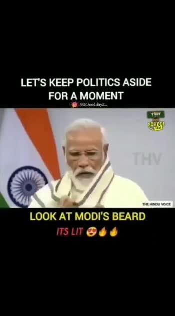 #modi #beard-model