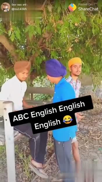 ABC  English  English  English