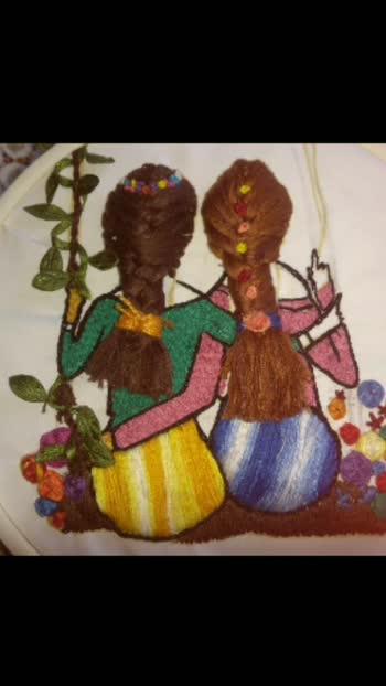 artistic work #sisterlove #swinglove