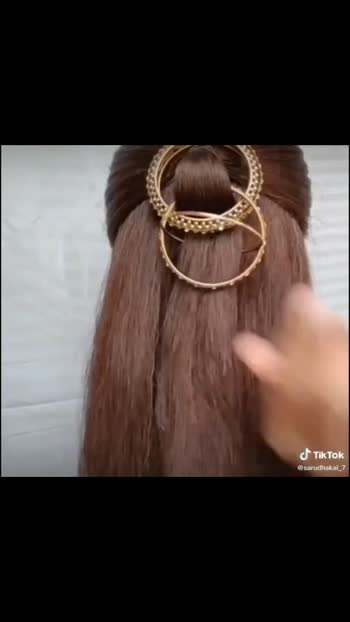 easy# hairstyle for girls