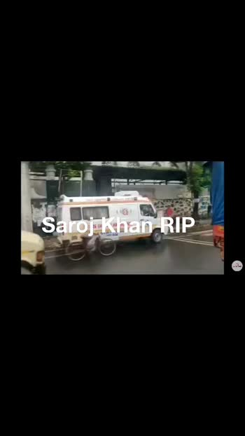#RIP#sarojkhanrip#choreographer#bollywoodupdate#bollywoodnews