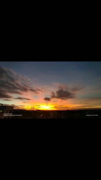 sunset 🌞#sunset #shivbhaktisong