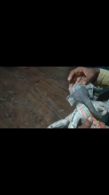 #ganeshchaturthi2020 #shriganesh #shri_mangal_murti #paperarts #creativeartist #artist #roposostar #roposo #roshan_mahant#jaidev_ jaidev jay mangal murti#devashriganesha  #paperganesha