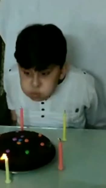 Happy birthday 🎂🎂...during lockdown #21Maybirthday#viralvideo#trending#filmistaan#royal#viralboy#viralkid