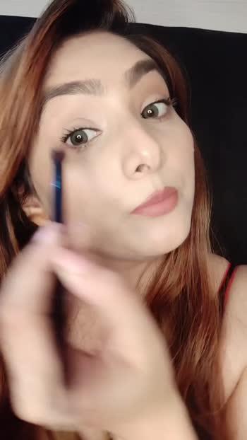 easiest eyeshadow look #makeup #makeupartist #makeupartistindia #makeupjunkie #makeupforeveryone