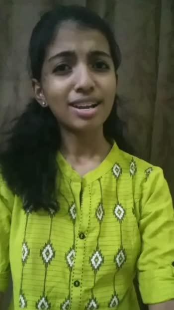 nenjukulle .....   #tamilsong #malayali #tamillove #singer #roposostar #lovesinging #arrahman