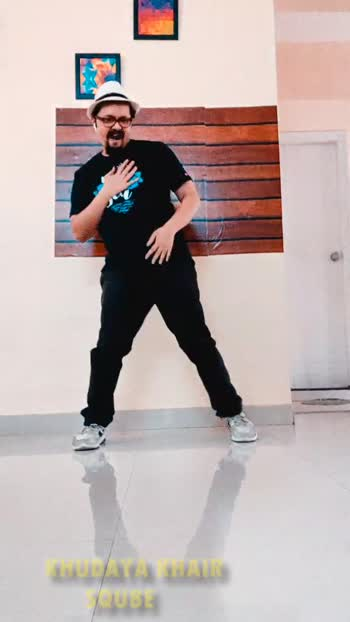 #dance #dancer #billubarber #popping #poppingfreestyle #freestyledance #srk #priyanka #sqube #roposo #roposostar #expressionking