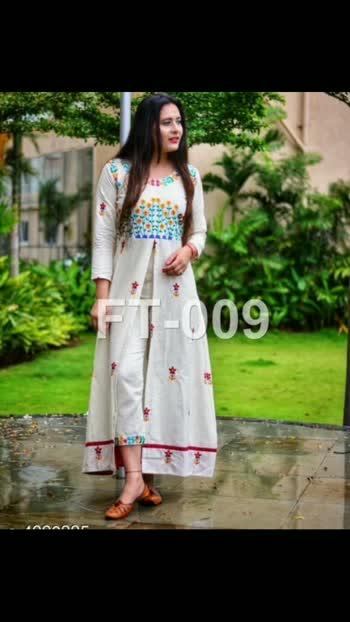#kurtiwithpallazo#kurtiset#redimatsuit#drees#salwarsuit#suit#girlsdrees#traditionaldrees#indeandrees#indearoposo#roposo#viral#viralvideo