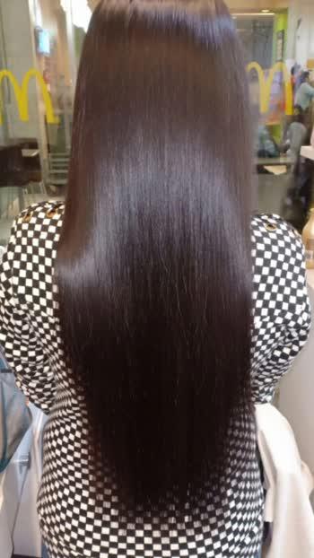 #hairstylist #smoothning