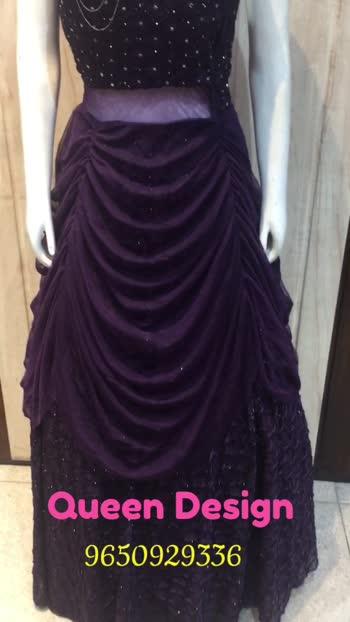 Partywear Dress #westernlook #Stylish