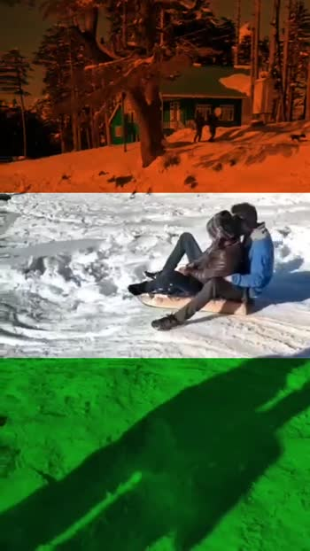 Snow #Feet