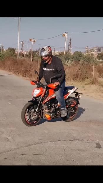 Mota bhai stunt 😍🔥 #stuntbike #roposo #roposostar
