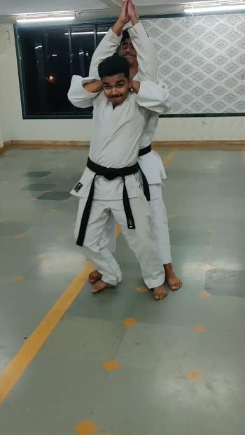 #karate #Selfdefense