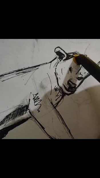 WATERCOLOR ART #art #watercolor #painting #viral #drawing