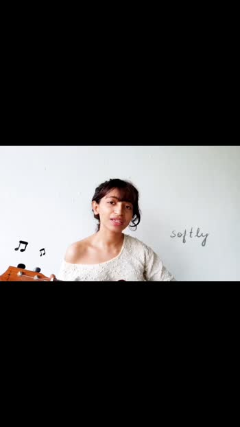 a very old song but still gold! #indiansingers #guitar #ukelele #musiccover #singers